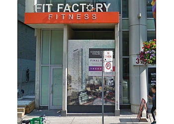 Toronto gym  Fit Factory Fitness Inc.