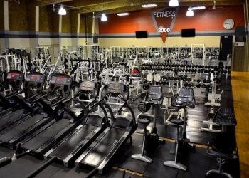 Burnaby gym Fitness 2000 Athletic Club