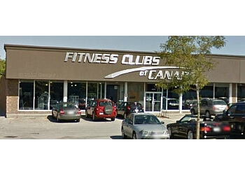 Aurora gym Fitness Clubs Of Canada