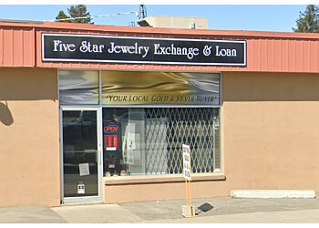 Kamloops pawn shop Five Star Jewelry Exchange & Loan