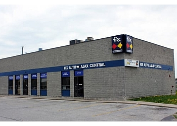 Ajax auto body shop Fix Auto Ajax Central