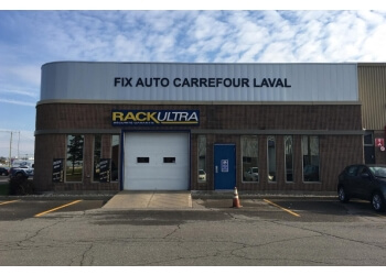 Laval auto body shop Fix Auto