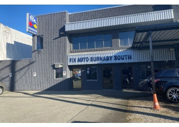 Burnaby auto body shop Fix Auto Burnaby South