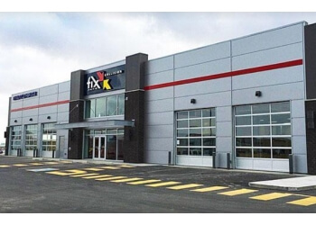 Lethbridge auto body shop Fix Auto Lethbridge