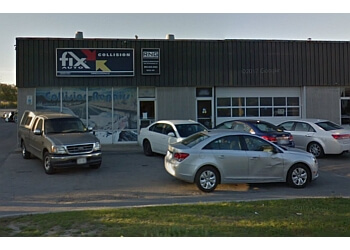 Oshawa auto body shop Fix Auto Oshawa North