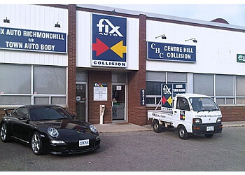 Richmond Hill auto body shop Fix Auto Richmond Hill