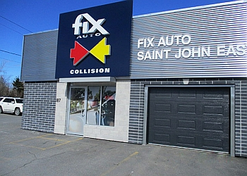 Saint John auto body shop Fix Auto Saint John East