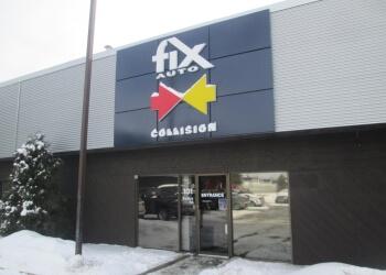 Sherwood Park auto body shop Fix Auto Sherwood Park