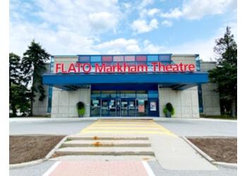 Markham places to see Flato Markham Theatre