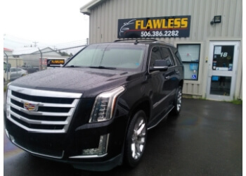 Moncton auto body shop Flawless Automotive Paint Repair Inc.