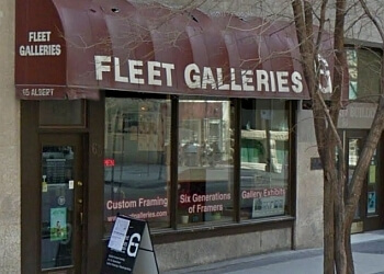 Winnipeg art gallery Fleet Galleries Ltd