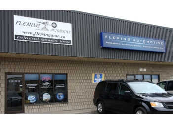 Brantford car repair shop Fleming Automotive