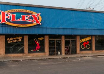 Montreal gym Flex Gym LaSalle