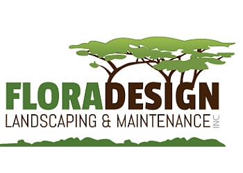 Delta landscaping company Flora Design Landscaping & Maintenance Inc.