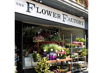Vancouver florist The Flower Factory