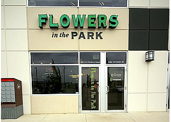 Sherwood Park florist Flowers in the Park