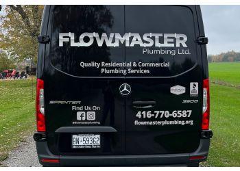 Stouffville plumber Flowmaster Plumbing Ltd.