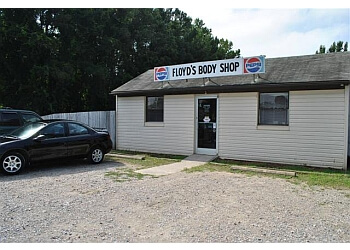 Halton Hills auto body shop Floyd's Body Shop