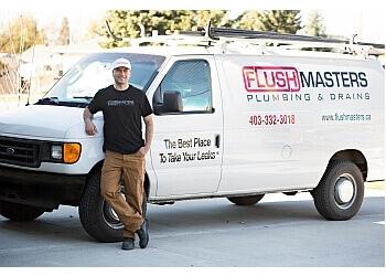 Lethbridge plumber Flush Masters Plumbing & Drains