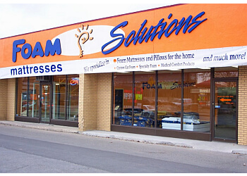 Winnipeg mattress store Foam Solutions