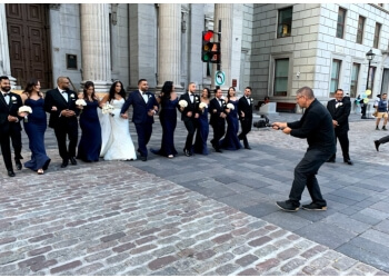 Montreal videographer Focus Video Productions