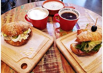 Burnaby cafe Fondway Cafe