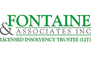 Kingston licensed insolvency trustee Fontaine & Associates Inc.