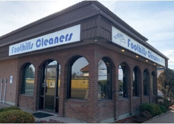 Lethbridge dry cleaner Foothills Drycleaning