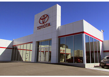 Waterloo car dealership Forbes Waterloo Toyota