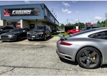 Kitchener car repair shop Foreign Automotive
