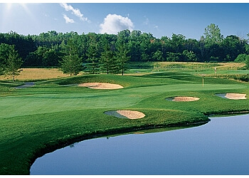 London golf course Forest City National Golf Club