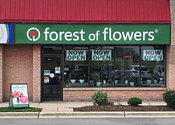 London florist Forest of Flowers
