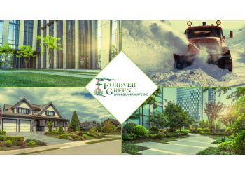 Brampton landscaping company Forever Green Lawn & Landscape Inc.