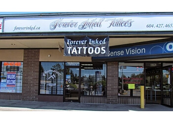 Surrey tattoo shop Forever Inked Tattoos