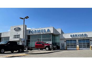 Pickering car dealership Formula Ford