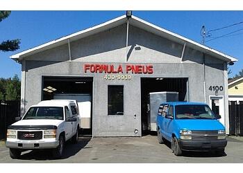 Terrebonne car repair shop Formula Pneus