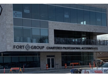 Winnipeg accounting firm Fort Group Chartered Professional Accountants Inc.