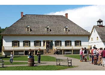 Thunder Bay places to see Fort William Historical Park