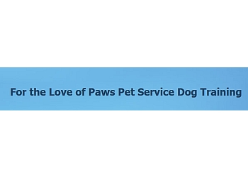 Edmonton dog walker For the Love of Paws Pet Service Dog Training