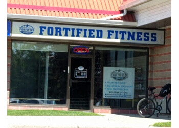 Calgary gym Fortified Fitness