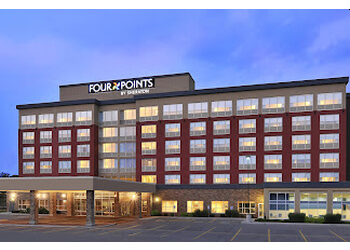 Cambridge hotel Four Points by Sheraton