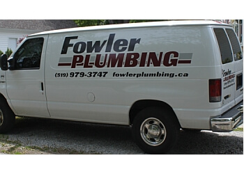Windsor plumber Fowler Plumbing