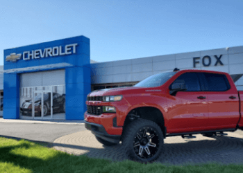Fredericton car dealership Fox Chevrolet Cadillac