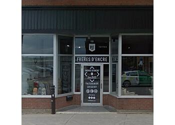 Trois Rivieres tattoo shop Frères D'Encre
