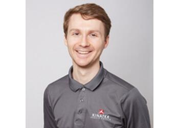 Montreal physical therapist Franc Kurani, PT