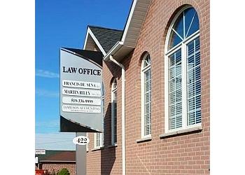 Sarnia estate planning lawyer Francis De Sena Law Office