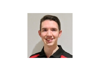 Montreal physical therapist Francis Lamarche, PT