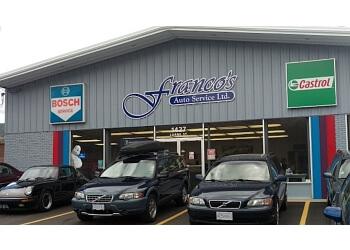 Franco's Auto Service Ltd Kamloops Car Repair Shops