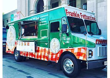 Mississauga food truck Frankie Fettuccine Food Truck Co.