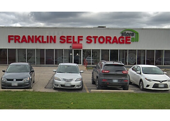Cambridge storage unit Franklin Self Storage